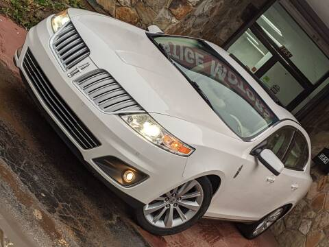 2012 Lincoln MKS for sale at Atlanta Prestige Motors in Decatur GA