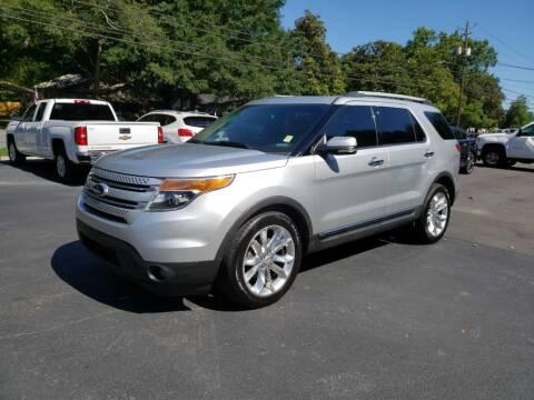 2013 Ford Explorer for sale at Curtis Lewis Motor Co in Rockmart GA