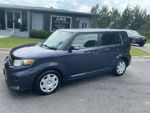 2012 Scion xB for sale at AMG Automotive Group in Cumming GA