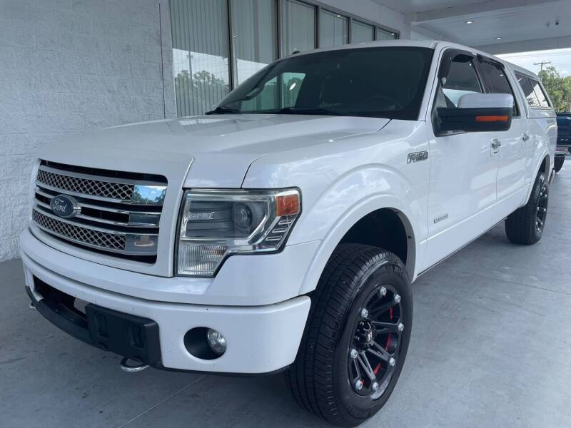 2013 Ford F-150 for sale at Powerhouse Automotive in Tampa FL
