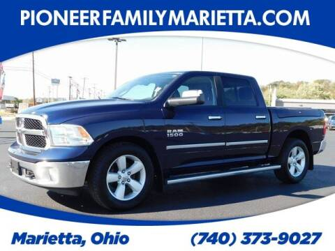 2015 RAM Ram Pickup 1500 for sale at Pioneer Family preowned autos in Williamstown WV