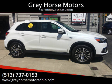 2019 Mitsubishi Outlander Sport for sale at Grey Horse Motors in Hamilton OH