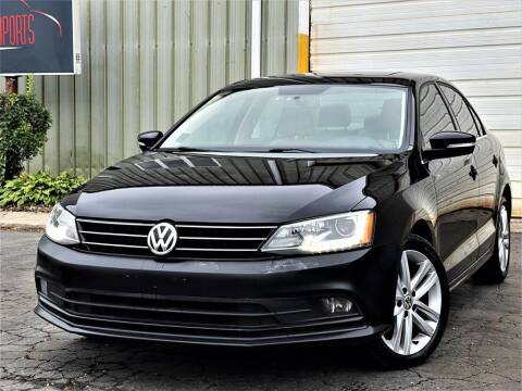 2015 Volkswagen Jetta for sale at Haus of Imports in Lemont IL