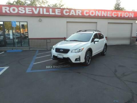 2017 Subaru Crosstrek for sale at ROSEVILLE CAR CONNECTION in Roseville CA