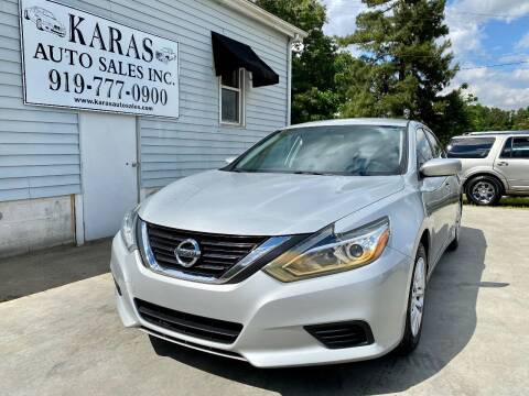 2016 Nissan Altima for sale at Karas Auto Sales Inc. in Sanford NC