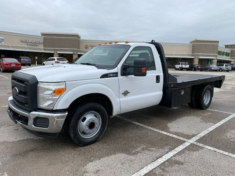 2012 Ford F-350 Super Duty for sale at T.S. IMPORTS INC in Houston TX