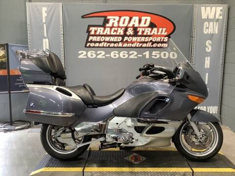2000 BMW K1200LT for sale at Road Track and Trail in Big Bend WI