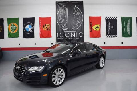 2013 Audi A7 for sale at Iconic Auto Exchange in Concord NC