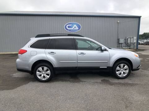 2012 Subaru Outback for sale at ADKINS CITY AUTO in Murfreesboro TN