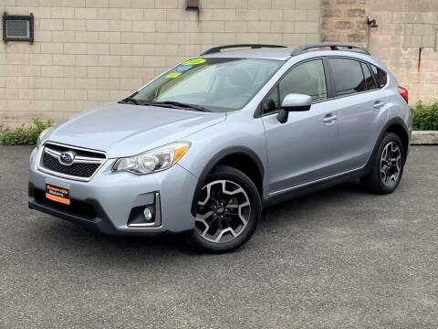 2016 Subaru Crosstrek for sale at Somerville Motors in Somerville MA