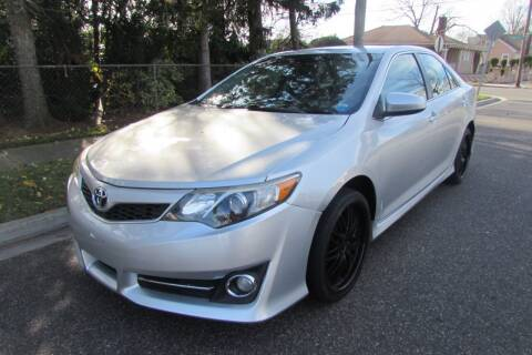 2014 Toyota Camry for sale at First Choice Automobile in Uniondale NY