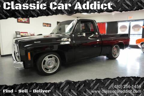 1977 Chevrolet C/K 10 Series for sale at Classic Car Addict in Mesa AZ