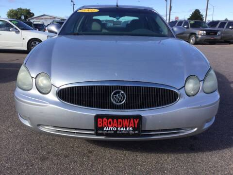 2005 Buick LaCrosse for sale at Broadway Auto Sales in South Sioux City NE
