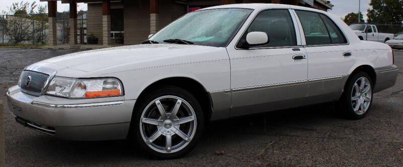 2005 Mercury Grand Marquis for sale at J.K. Thomas Motor Cars in Spokane Valley WA