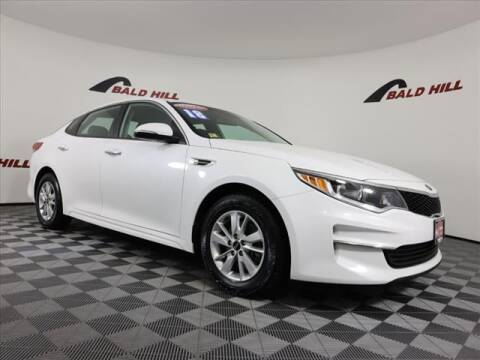 2018 Kia Optima for sale at Bald Hill Kia in Warwick RI