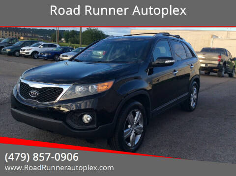 2013 Kia Sorento for sale at Road Runner Autoplex in Russellville AR