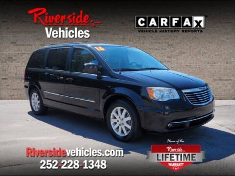 2014 Chrysler Town and Country for sale at Riverside Mitsubishi(New Bern Auto Mart) in New Bern NC