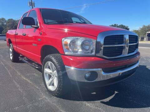 2008 Dodge Ram Pickup 1500 for sale at Thornhill Motor Company in Lake Worth TX