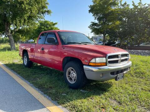 1997 Dodge Dakota for sale at WRD Auto Sales in Hollywood FL