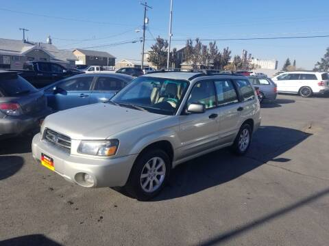 2005 Subaru Forester for sale at Cool Cars LLC in Spokane WA