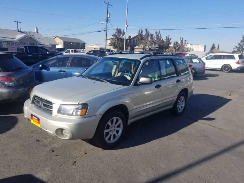 2005 Subaru Forester for sale at Cool Cars LLC in Spokane WA