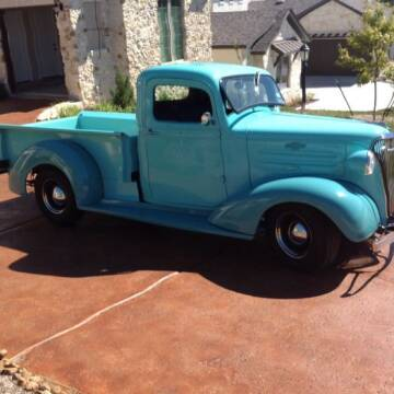 1937 Chevrolet C/K 20 Series for sale at Haggle Me Classics in Hobart IN