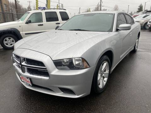 2012 Dodge Charger for sale at Salem Motorsports in Salem OR