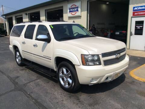2011 Chevrolet Suburban for sale at TRI-STATE AUTO OUTLET CORP in Hokah MN