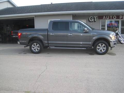 2018 Ford F-150 for sale at G T AUTO PLAZA Inc in Pearl City IL