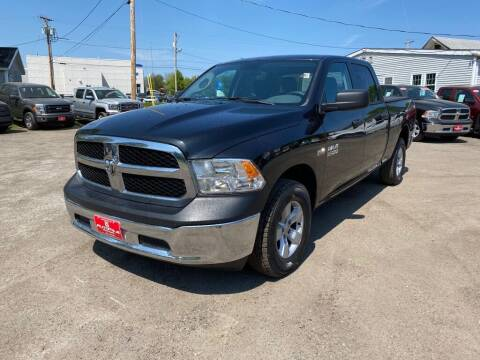 2018 RAM Ram Pickup 1500 for sale at AutoMile Motors in Saco ME