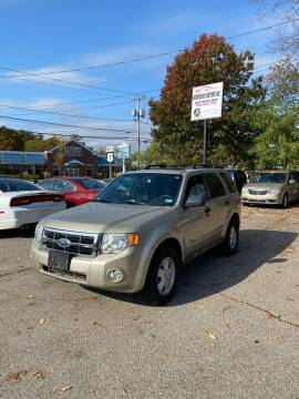2010 Ford Escape for sale at NEWFOUND MOTORS INC in Seabrook NH