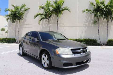 2013 Dodge Avenger for sale at Keen Auto Mall in Pompano Beach FL