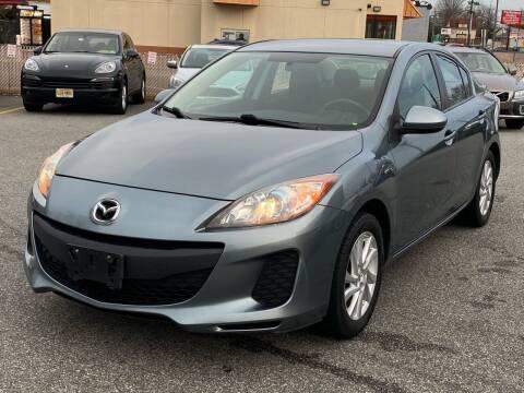 2012 Mazda MAZDA3 for sale at MAGIC AUTO SALES - Magic Auto Prestige in South Hackensack NJ
