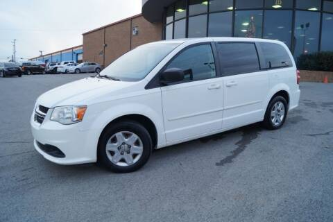 2012 Dodge Grand Caravan for sale at Next Ride Motors in Nashville TN