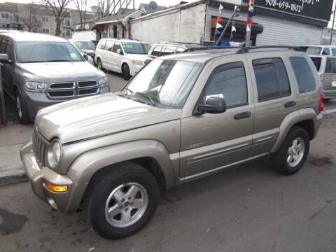 2004 Jeep Liberty for sale at Cali Auto Sales Inc. in Elizabeth NJ