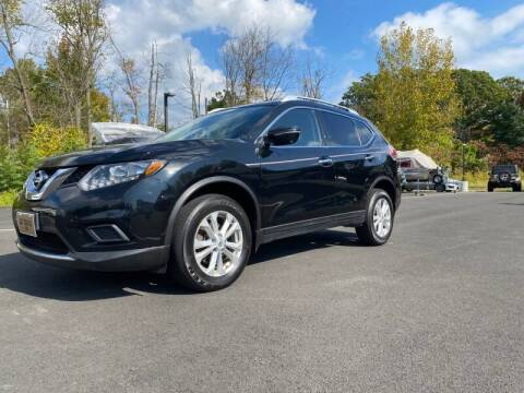 2016 Nissan Rogue for sale at GT Toyz Motor Sports & Marine in Halfmoon NY