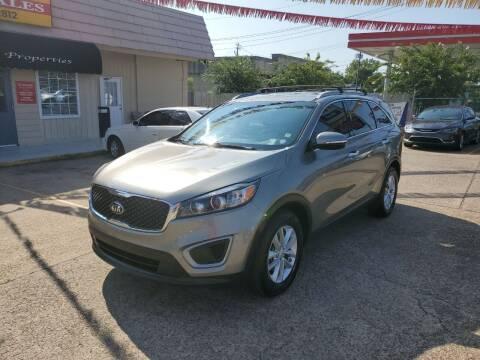 2016 Kia Sorento for sale at 2nd Chance Auto Sales in Montgomery AL