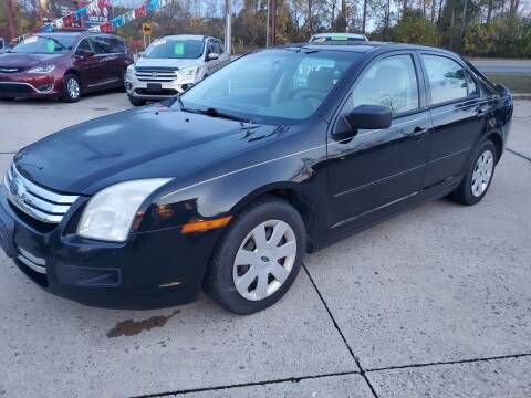 2008 Ford Fusion for sale at Kachar's Used Cars Inc in Monroe MI
