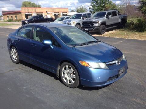 2008 Honda Civic for sale at Bruns & Sons Auto in Plover WI