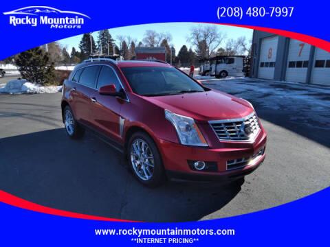 2013 Cadillac SRX for sale at Rocky Mountain Motors in Idaho Falls ID