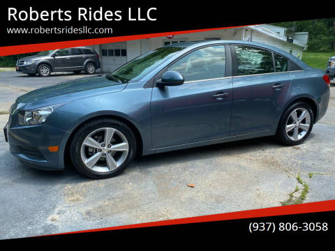 2012 Chevrolet Cruze for sale at Roberts Rides LLC in Franklin OH
