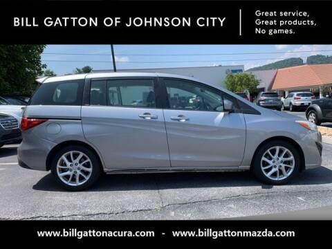 2012 Mazda MAZDA5 for sale at Bill Gatton Used Cars - BILL GATTON ACURA MAZDA in Johnson City TN