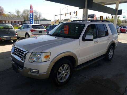 2010 Ford Explorer for sale at Springfield Select Autos in Springfield IL