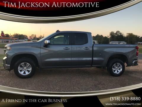 2020 Chevrolet Silverado 1500 for sale at Tim Jackson Automotive in Jonesville LA