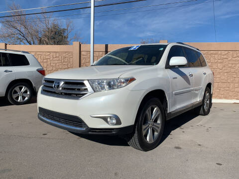 2012 Toyota Highlander for sale at Berge Auto in Orem UT
