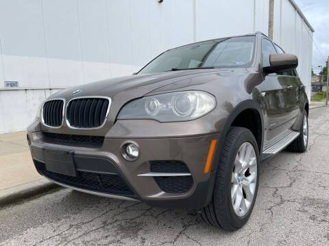 2011 BMW X5 for sale at WALDO MOTORS in Kansas City MO
