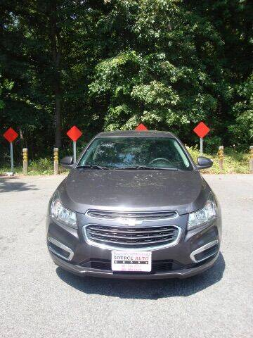 2016 Chevrolet Cruze Limited for sale at Source Auto Group in Lanham MD