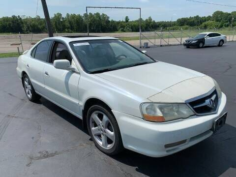 2003 Acura TL for sale at American Motors Inc. - Cahokia in Cahokia IL