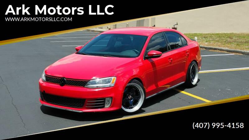 2012 Volkswagen Jetta for sale at Ark Motors LLC in Winter Springs FL