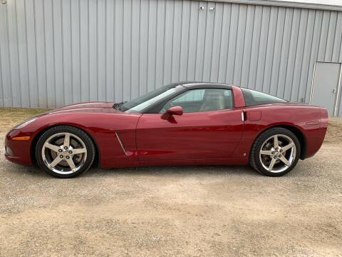 2007 Chevrolet Corvette for sale at Sam Buys in Beaver Dam WI